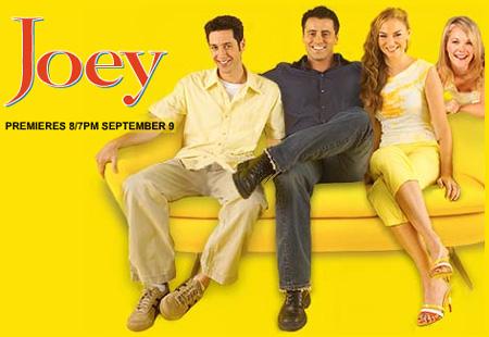 la serie joey: