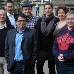Die Nominierungskommission des Grimme-Online-Awards 2014 (Foto: Grimme-Institut)