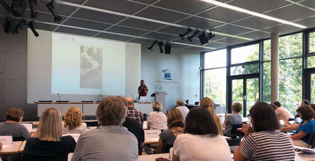 Zwischen Empörung und Framing — Impulse der Tutzinger Radiotage 2018